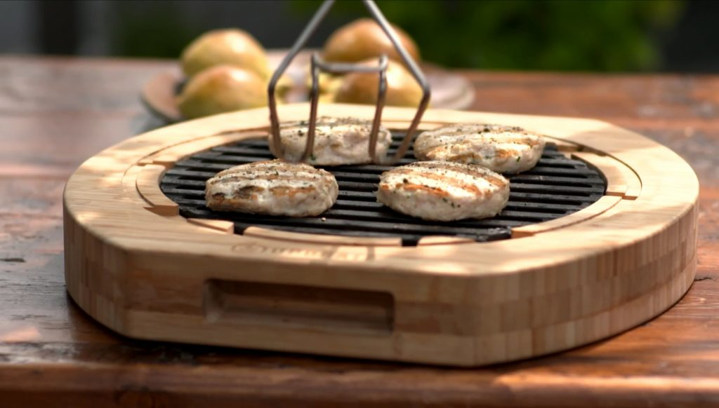 upgrate 2 upgrate - BBQ Chef Board